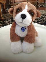Interactive With Motion And Sound Nintendogs Saint Bernard Doll Plush toy in Aurora, Illinois